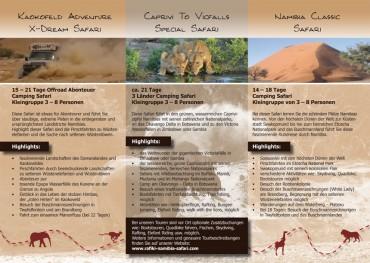 Neuer Kunde aus Namibia – Rafiki X-Dreams Safaris cc