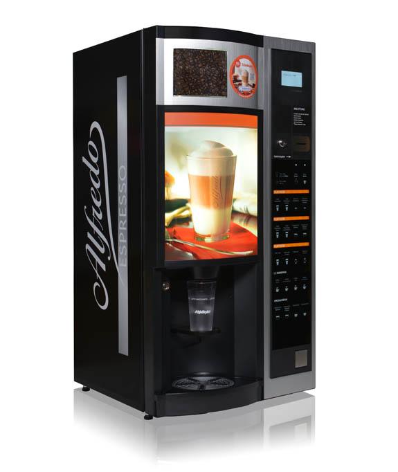 Schietinger Kaffeeautomaten